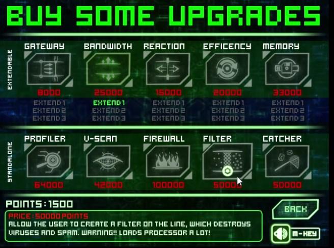 DATAFLOW screenshot