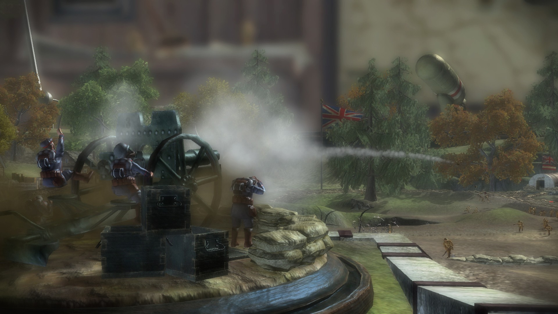 Toy Soldiers screenshot