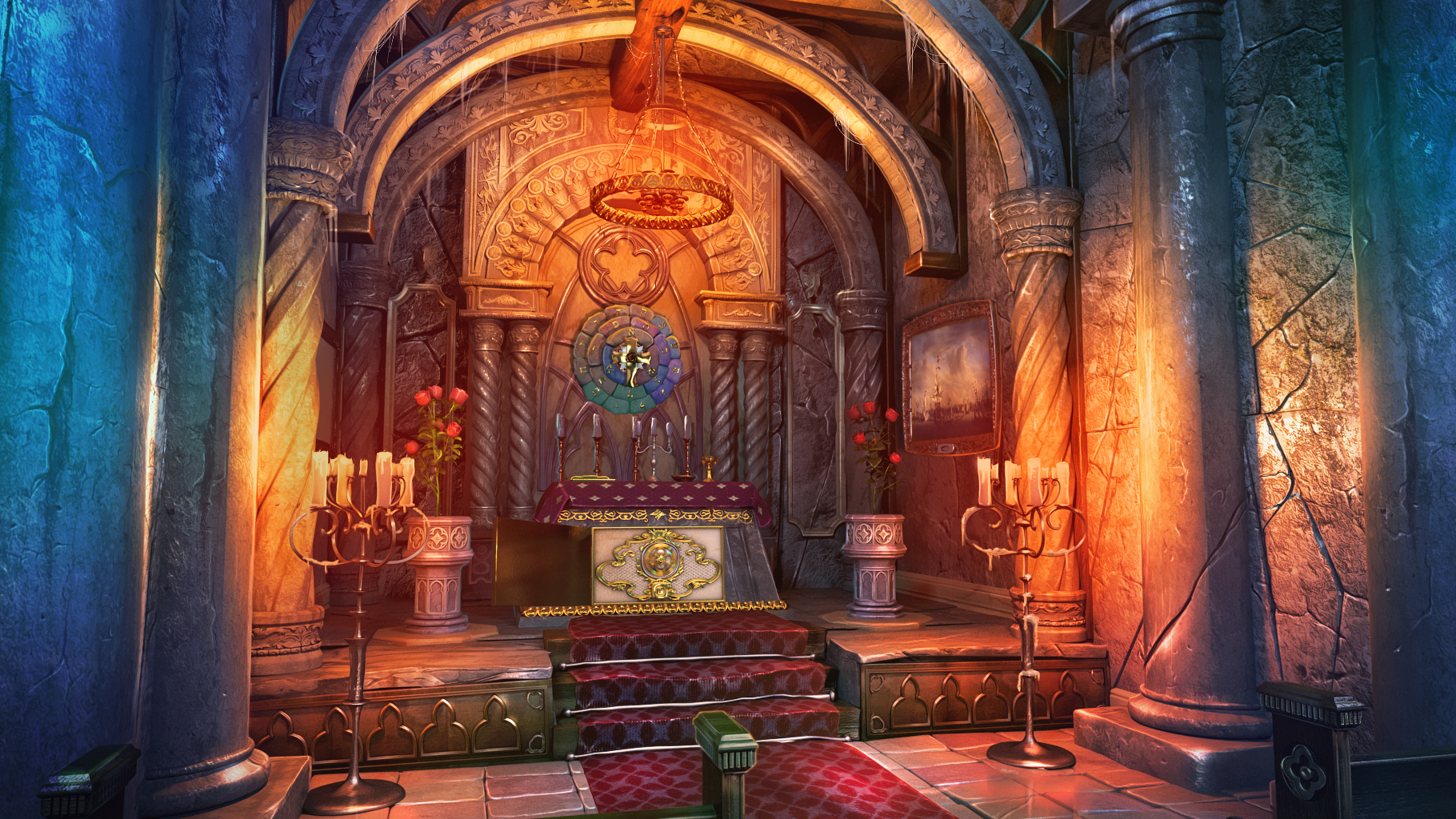 The Seven Chambers screenshot