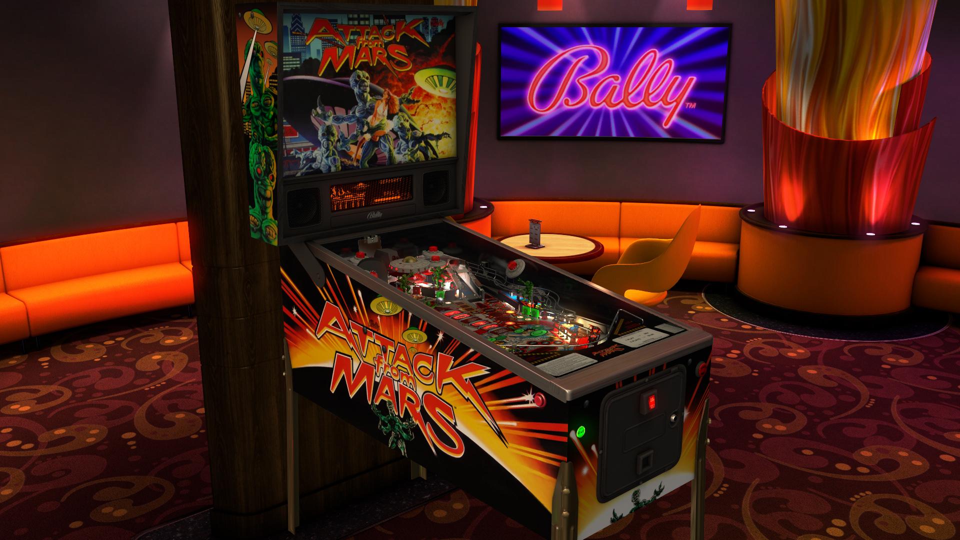 Pinball FX3 - Williams Pinball: Volume 2 screenshot
