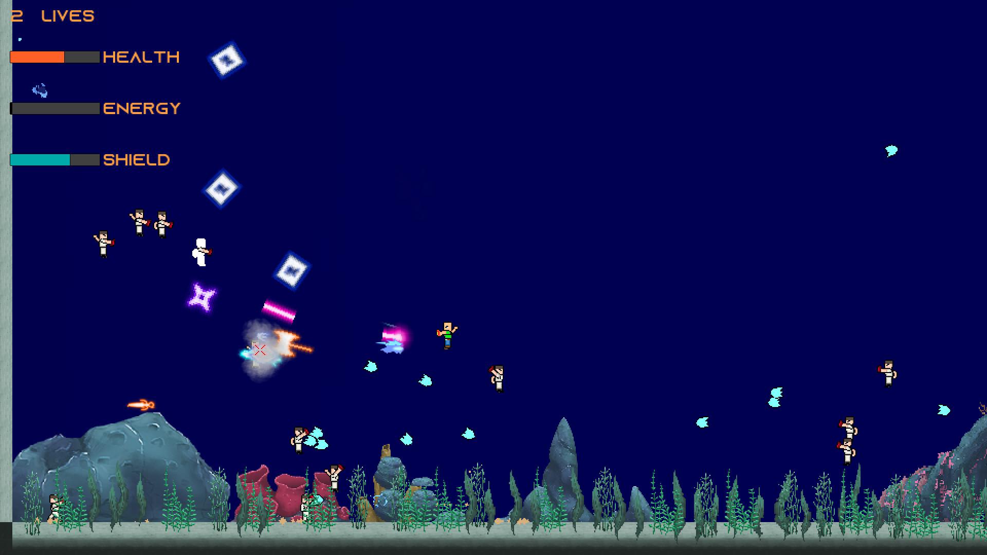 X Archetype screenshot
