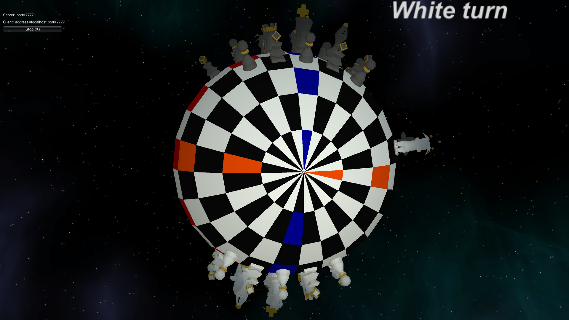 Chess Sphere screenshot
