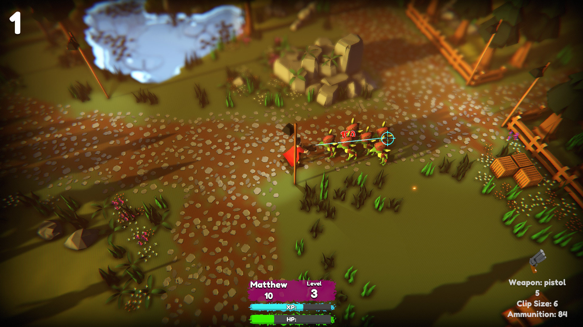 Nightmare Trails screenshot