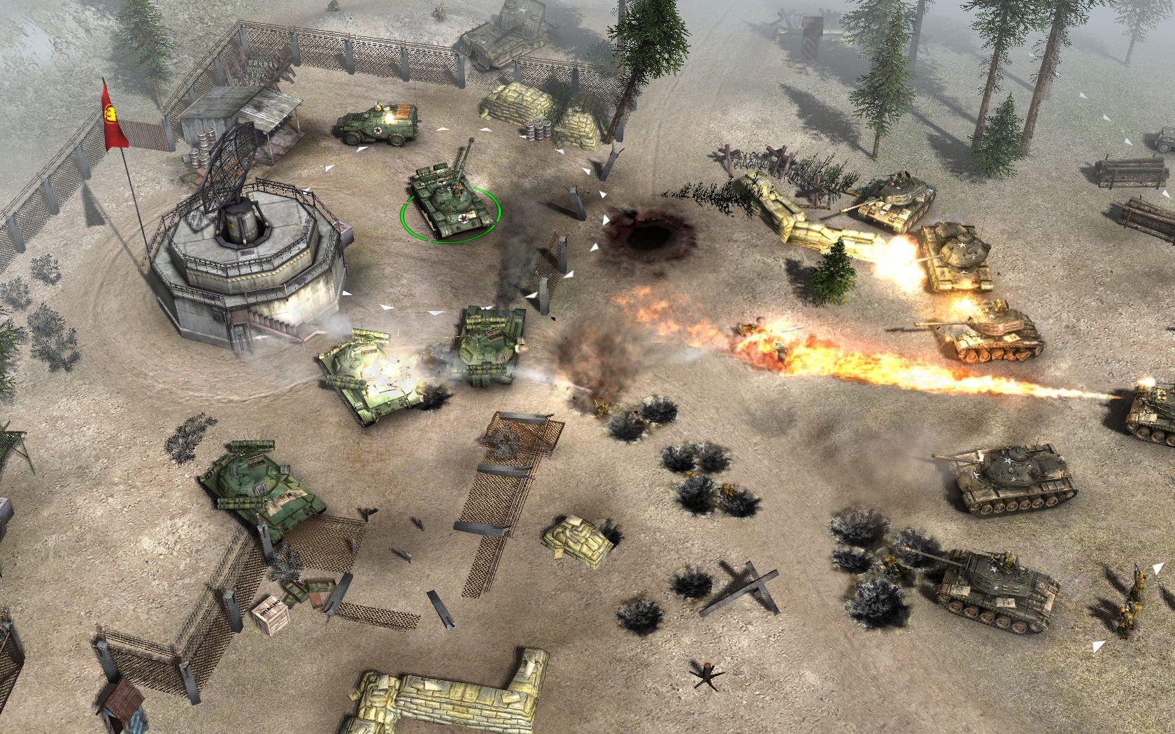 Codename: Panzers - Cold War screenshot