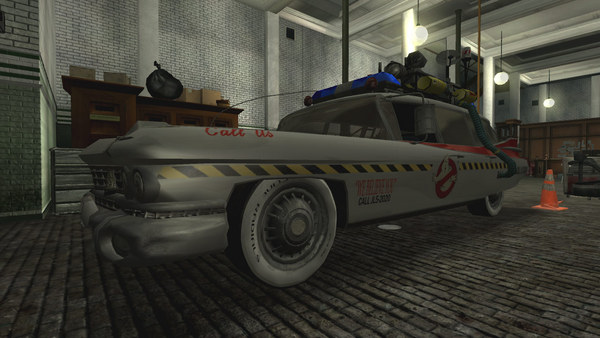 Ghostbusters v1.0 Plus 6 Trainer-FLiNG