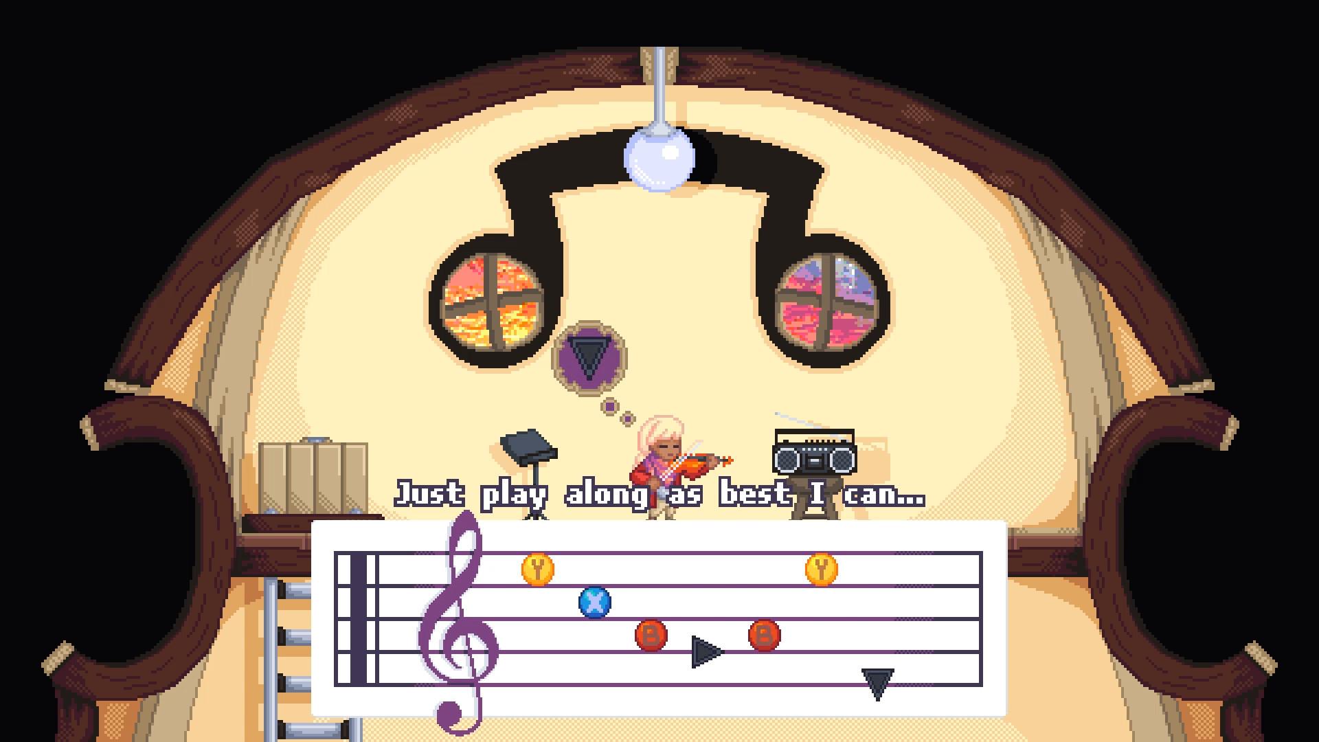 Viola: The Heroine's Melody screenshot