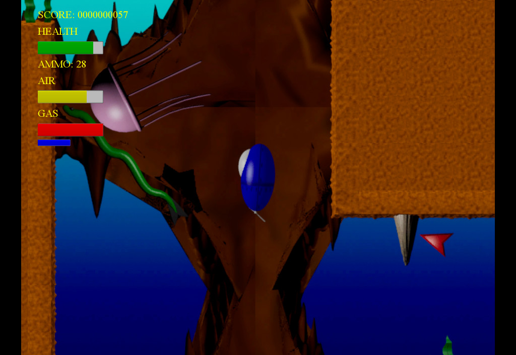 Deep Sea Endurance screenshot