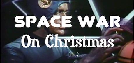 Space War On Christmas