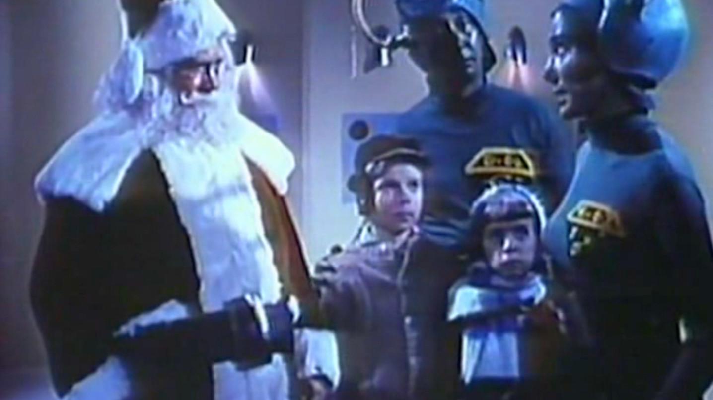 Space War On Christmas screenshot