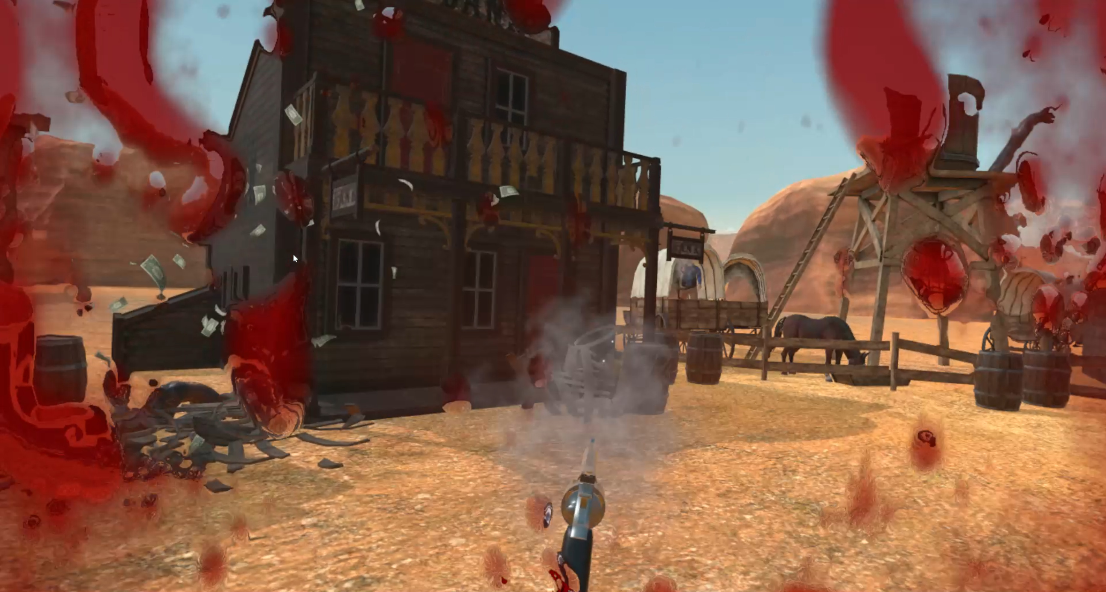 GUNSMOKE screenshot