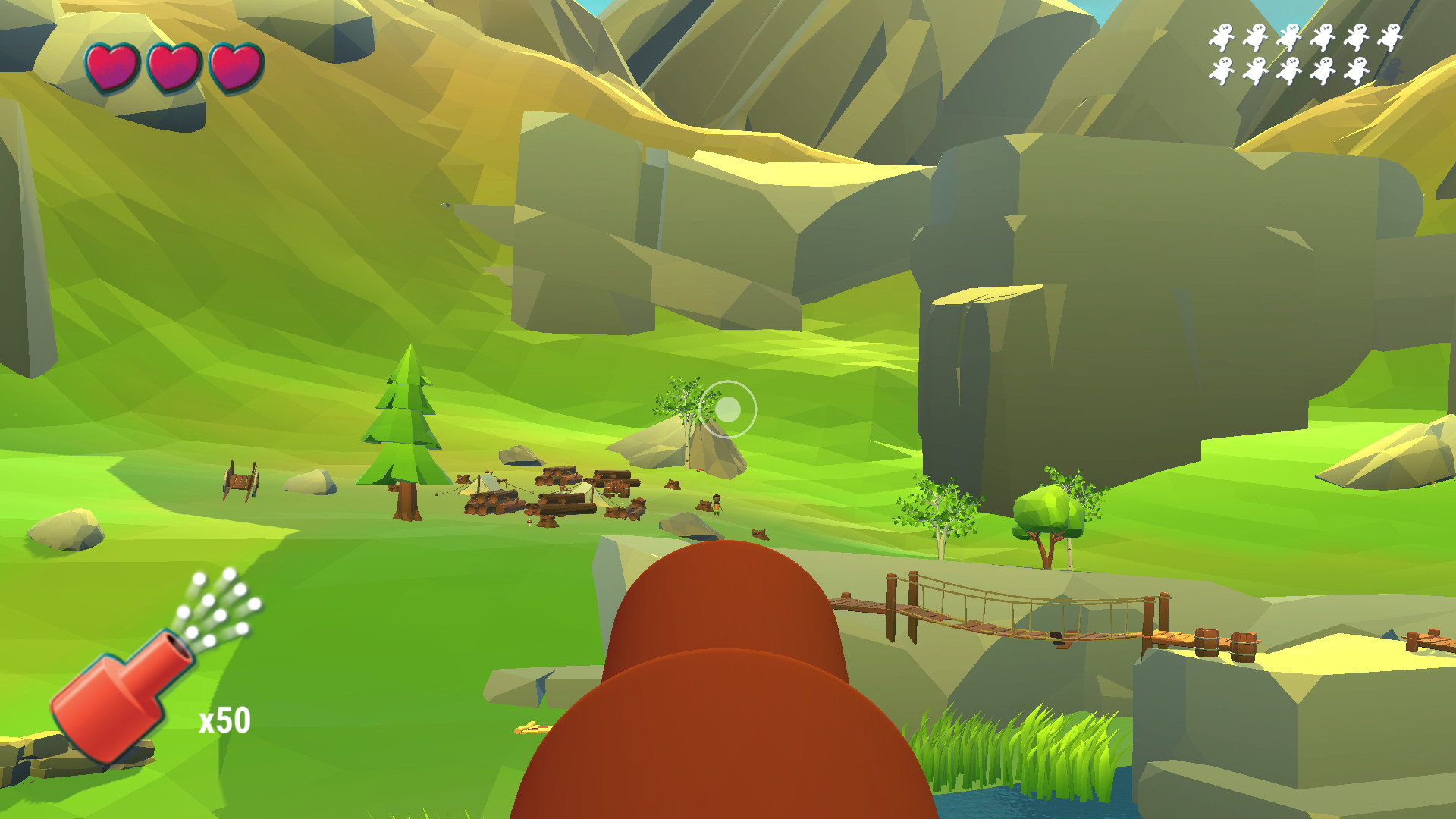 Epic Food Fight screenshot