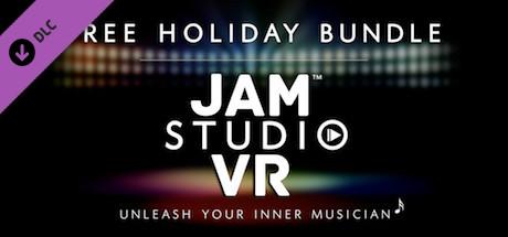 Jam Studio VR - Free Holiday Bundle 2018