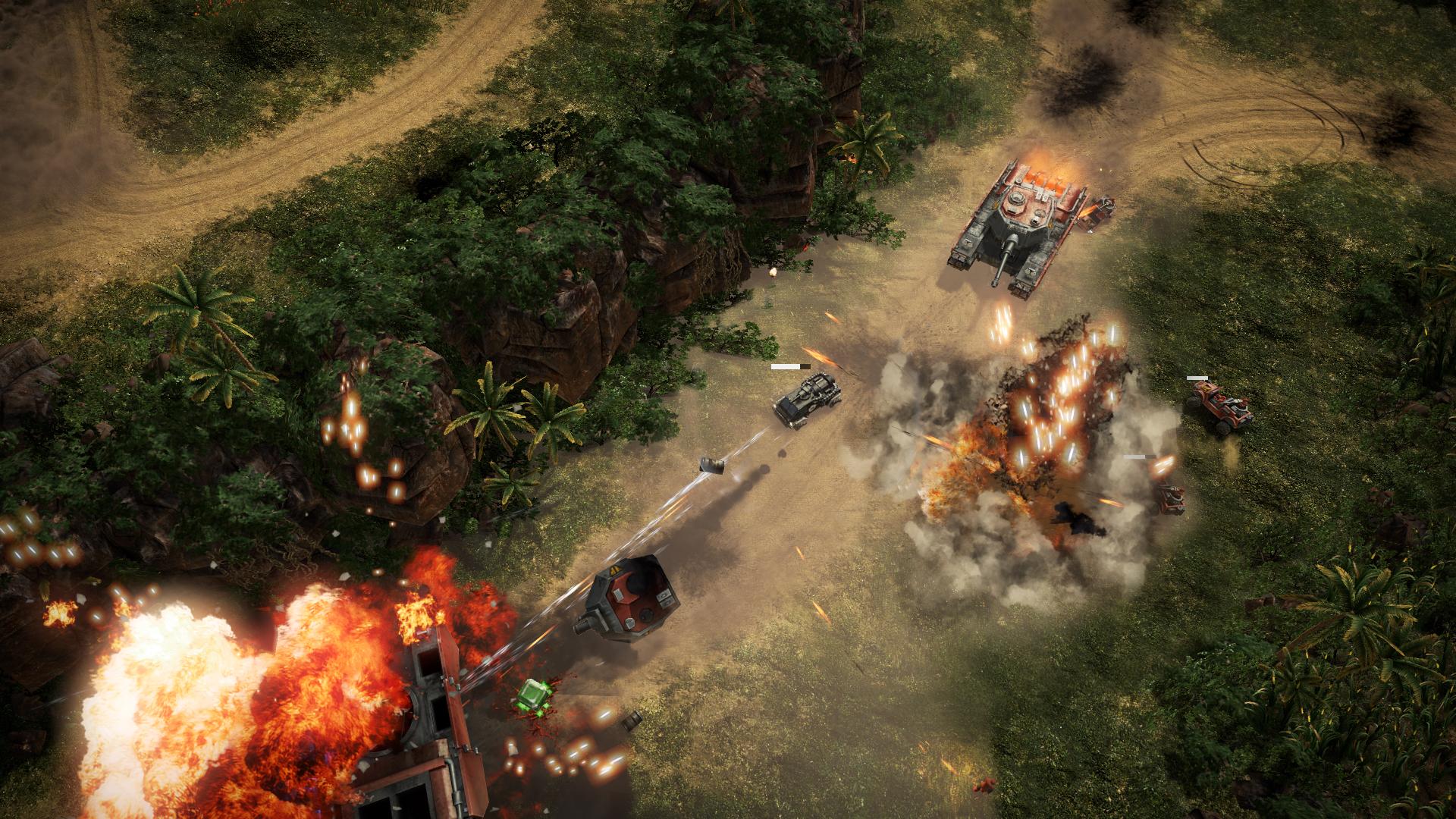Renegade Ops screenshot