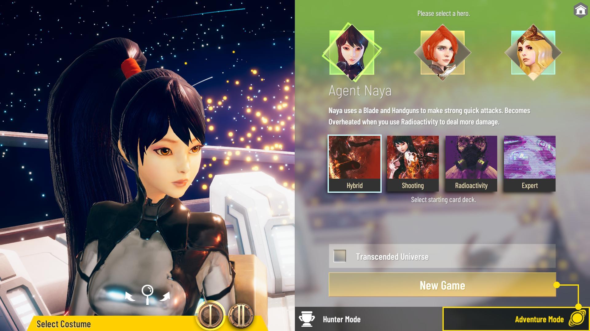 NEOVERSE screenshot