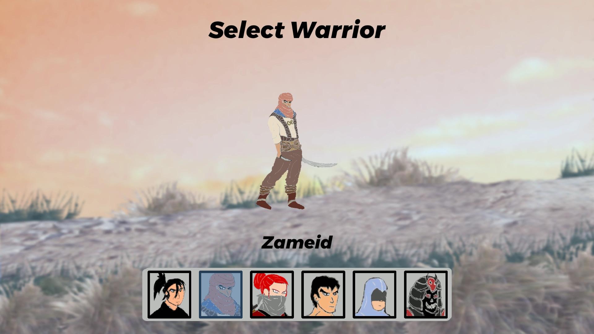 Steel Fight screenshot