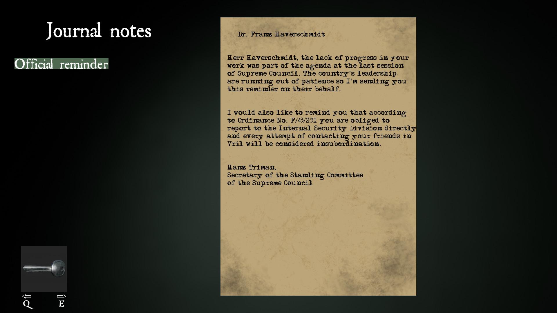 Kadath screenshot