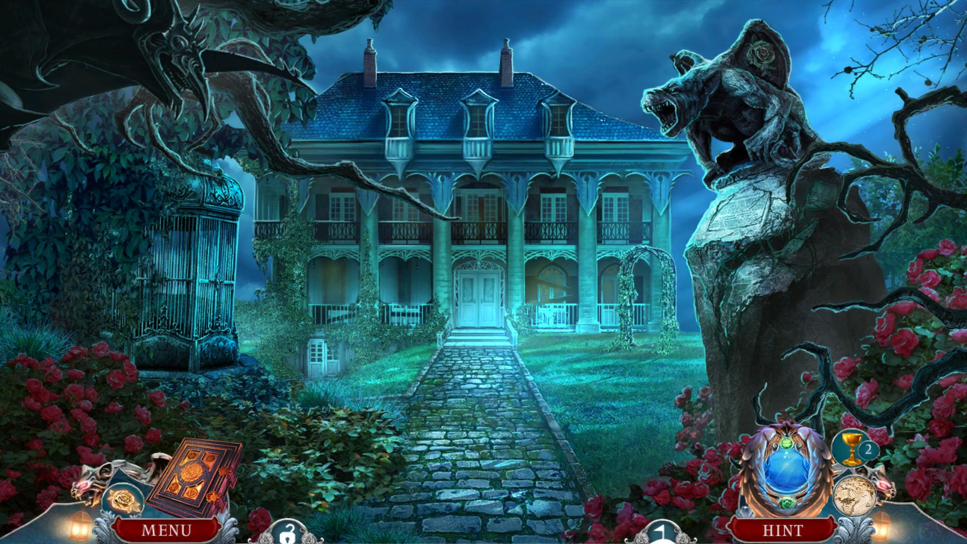Myths of the World: Black Rose Collector's Edition screenshot