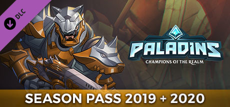 Allgamedeals.com - Paladins - Season Pass 2019 - STEAM
