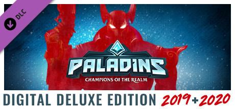 Allgamedeals.com - Paladins - Digital Deluxe Edition 2019 - STEAM