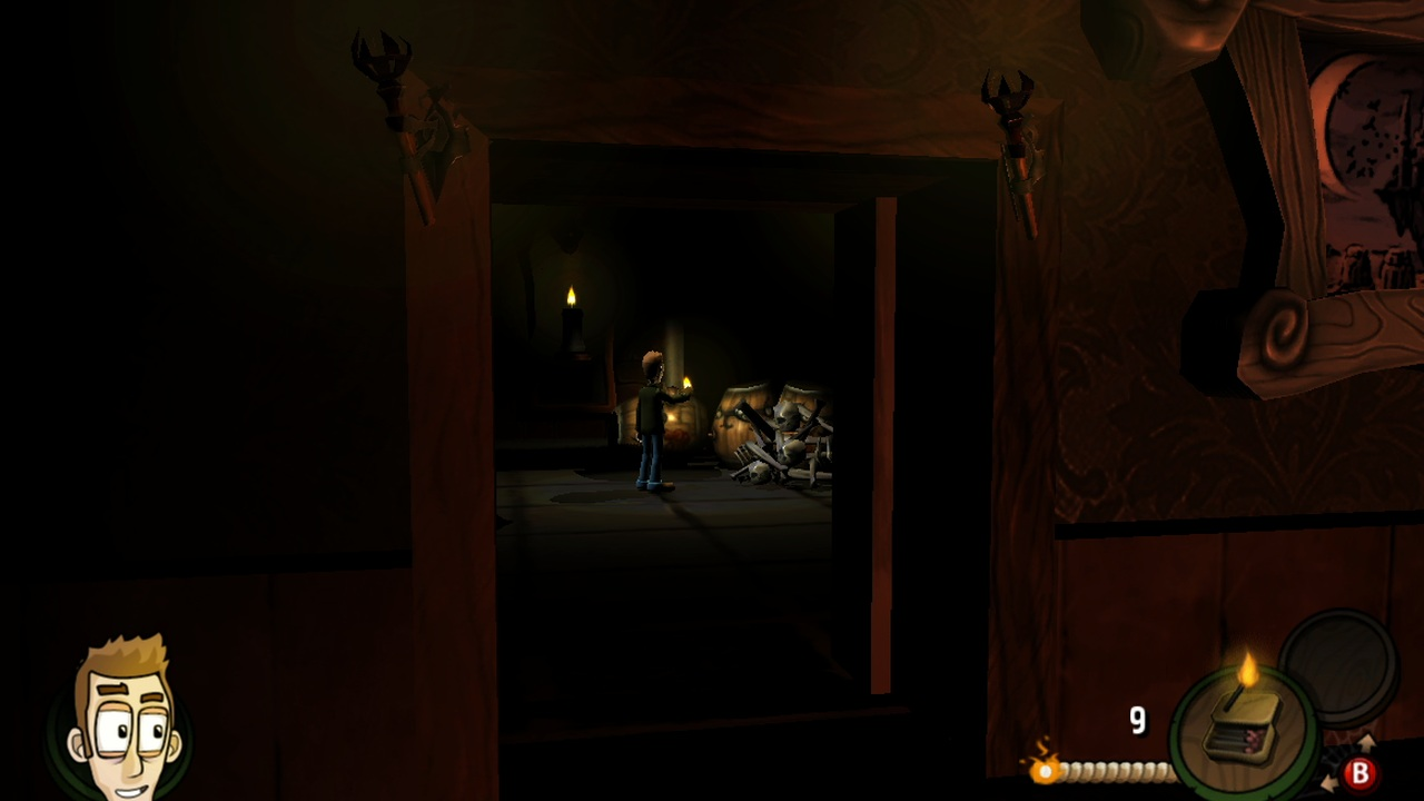Haunted House screenshot