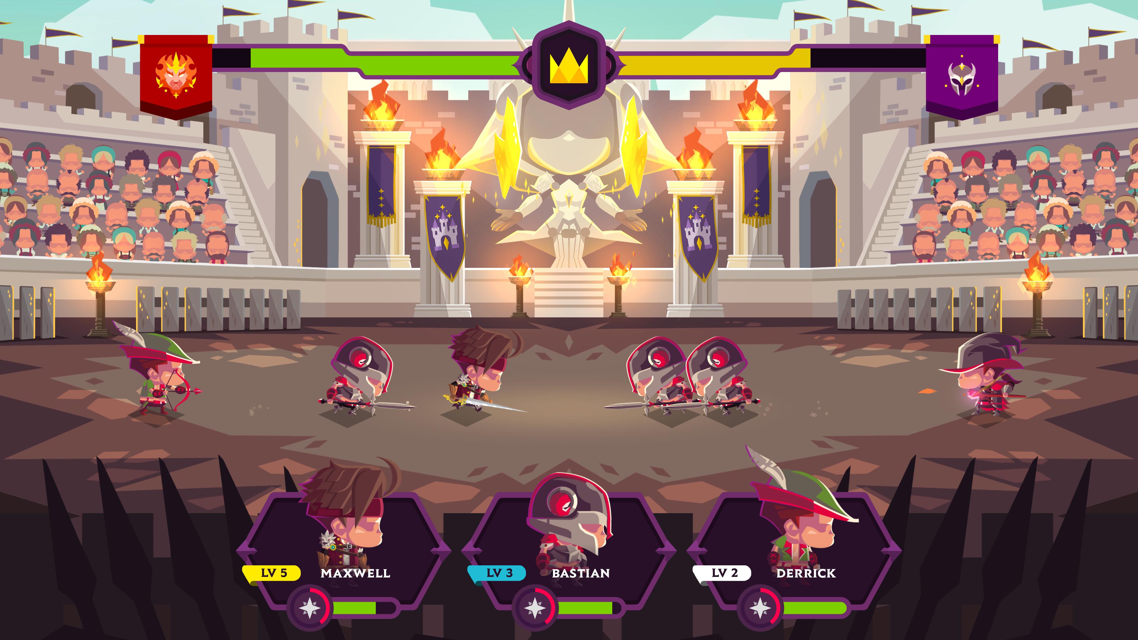 King's League II screenshot