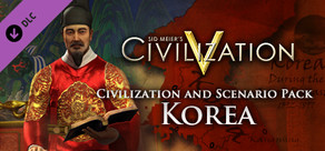 Civilization V - Civilization and Scenario Pack: Korea