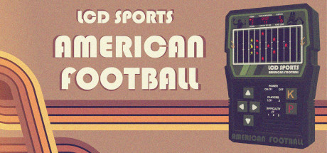 LCD Sports: American Football