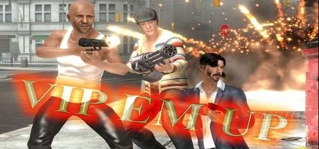 Vip Em Up - The action movies stars beat em up Ep.0 ( beta )