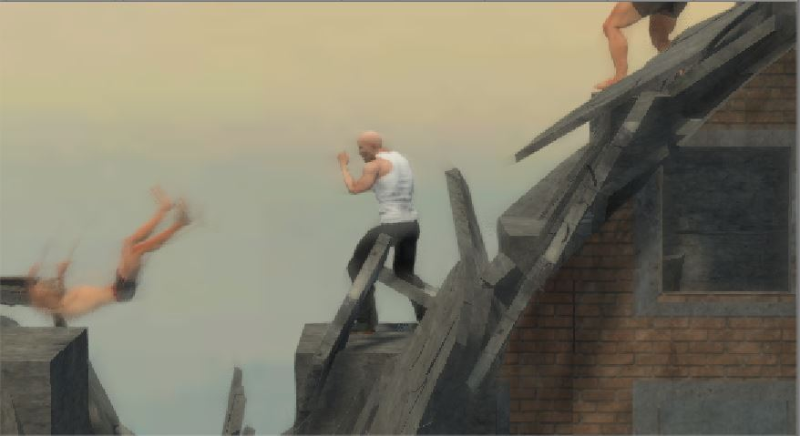 Vip Em Up - The action movies stars beat em up Ep.0 ( beta ) screenshot