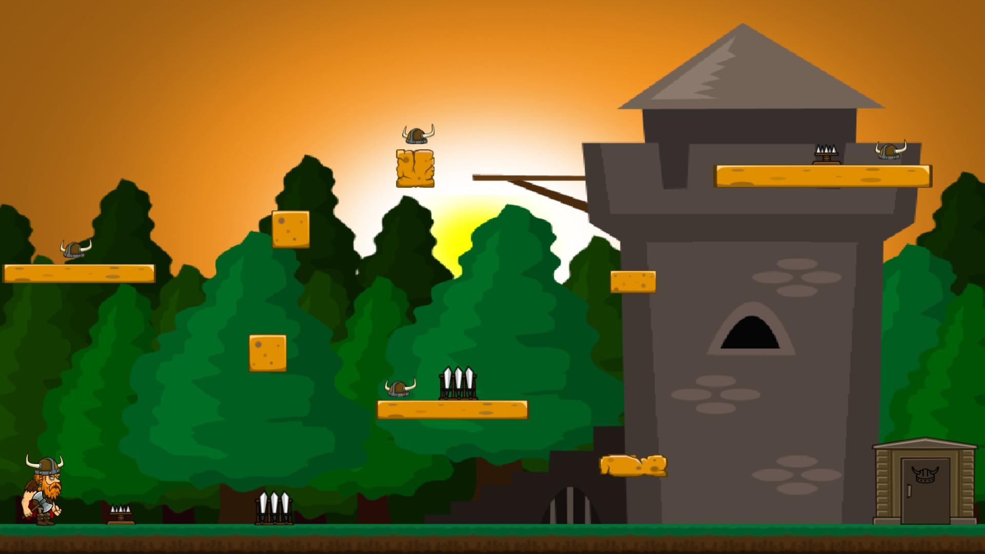Scream of the Viking screenshot