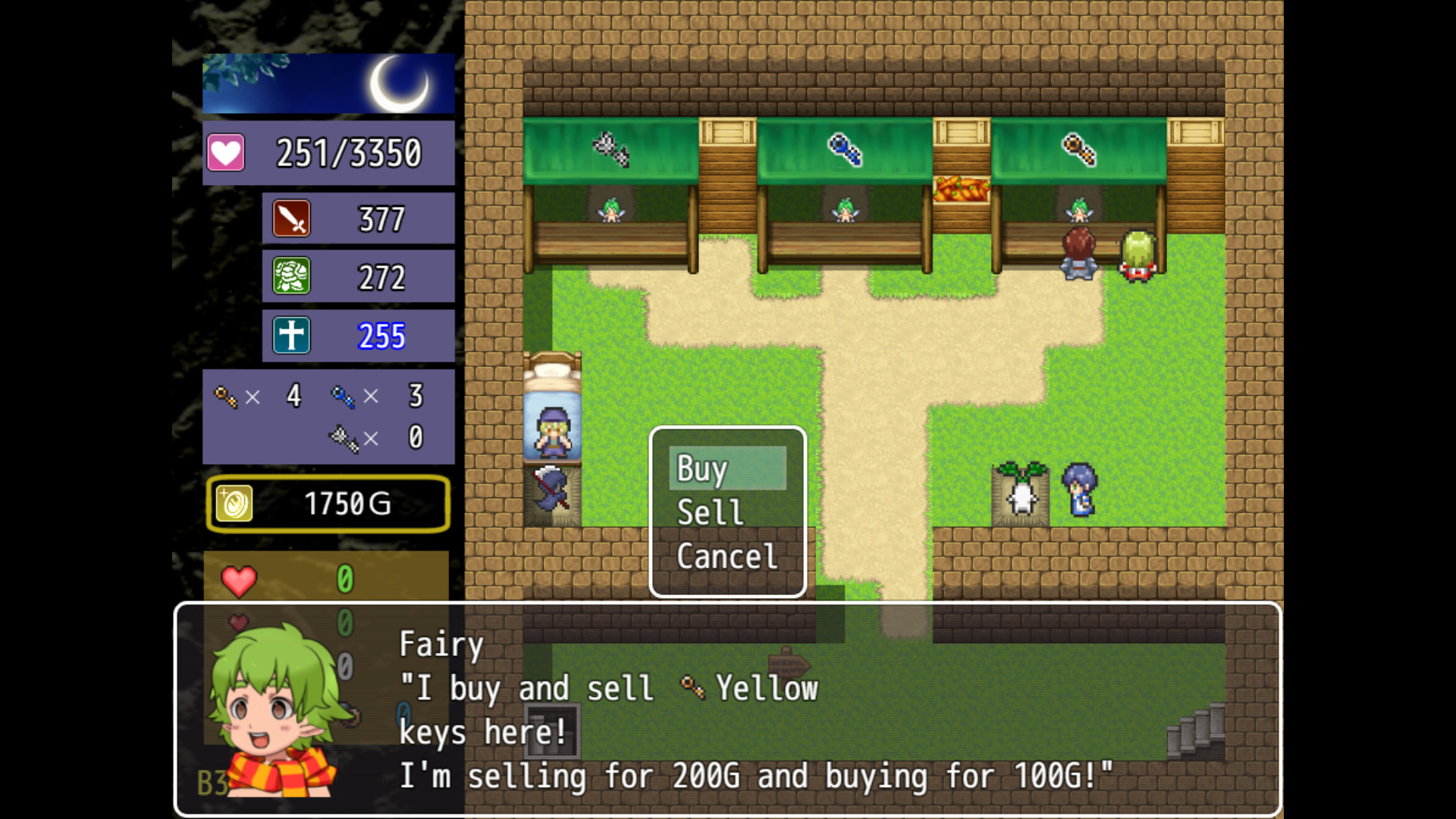 The Dungeon of Lulu Farea screenshot