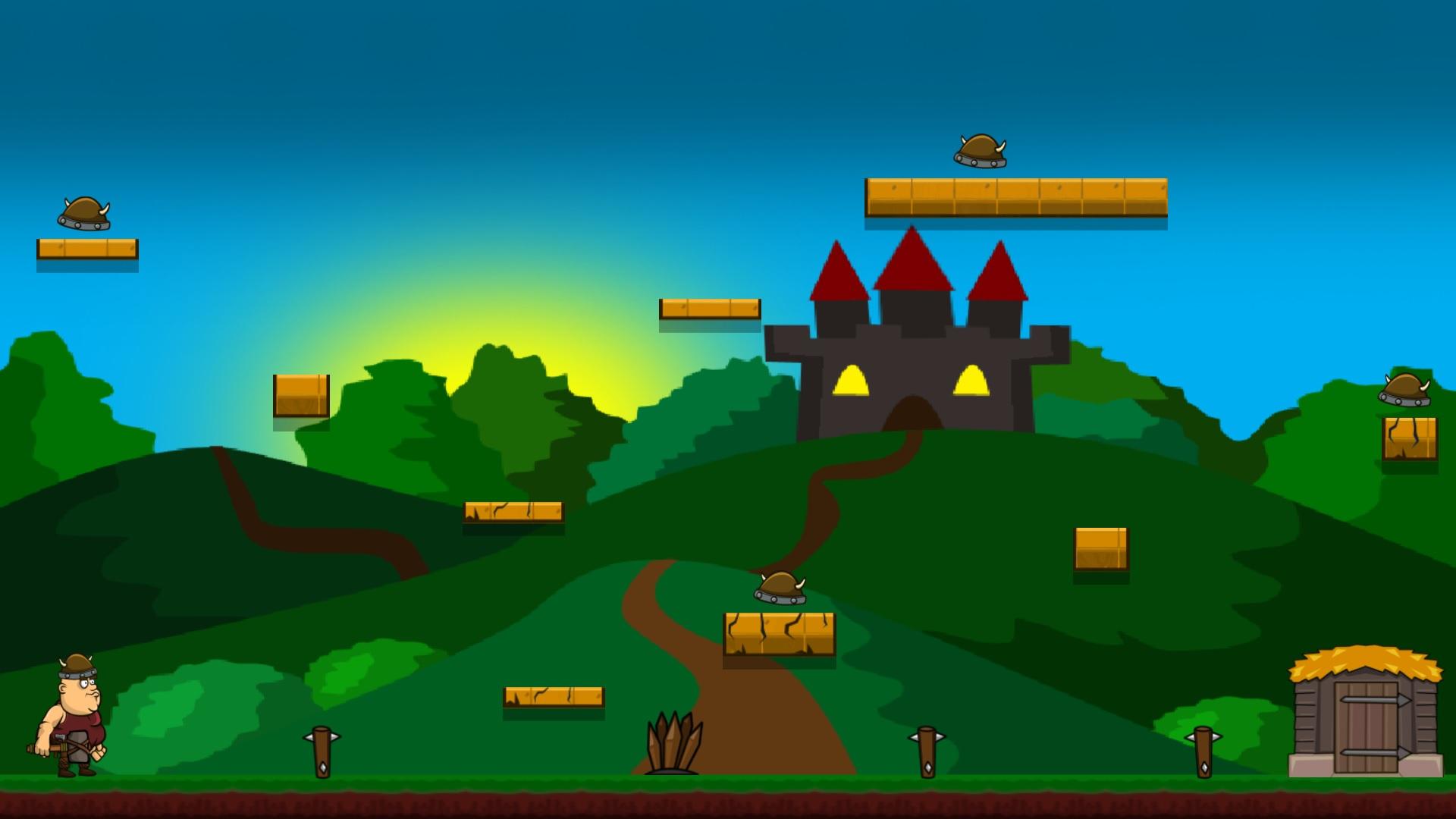 Scream of the Viking 2 screenshot