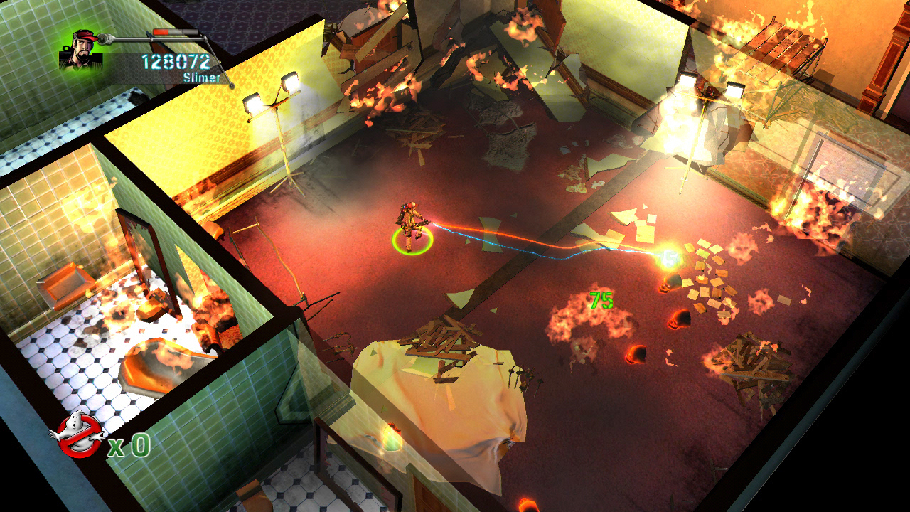 Ghostbusters: Sanctum of Slime Challenge Pack DLC screenshot