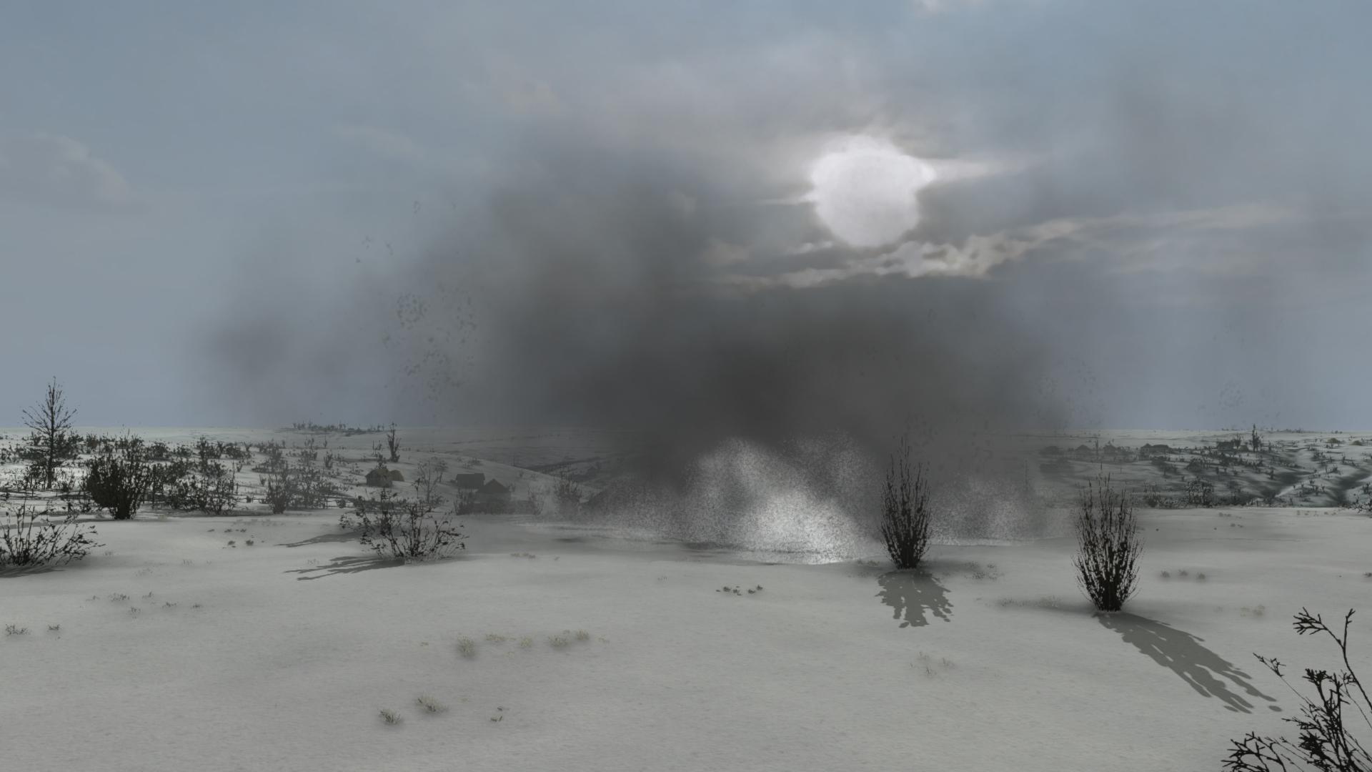 Graviteam Tactics: Under the Cruel Star screenshot