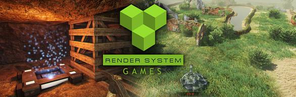 Render System Games Complete
