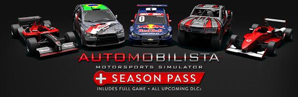 Automobilista + Season Pass for All DLCs