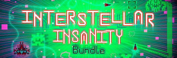 Interstellar Insanity Bundle - Black Shell Media