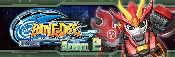 Battle Disc Season 2