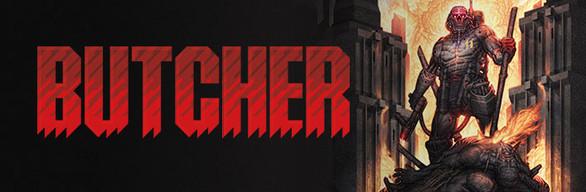 BUTCHER - Game + Extended Soundtrack