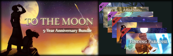 To the Moon 5-Year Anniversary Bundle