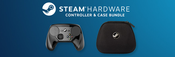 Steam Controller and Case Bundle