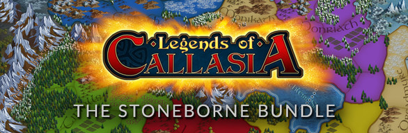 Legends of Callasia + The Stoneborne Bundle
