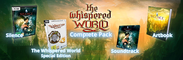 The Whispered World Complete Pack