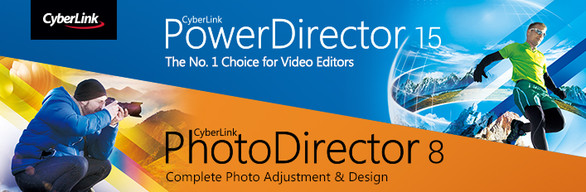 CyberLink Video and Photo Editing Duo