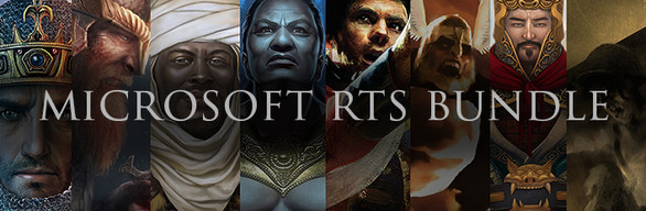 Microsoft RTS Collection: Age of Empires/Age of Mythology/Rise of Nations/Halo Wars