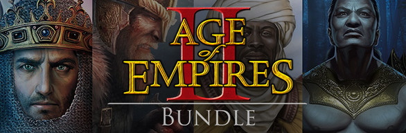 Age of Empires II HD + The Forgotten + The African Kingdoms + The Rise of the Rajas