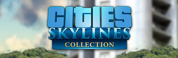 Cities skylines collection скачать торрент