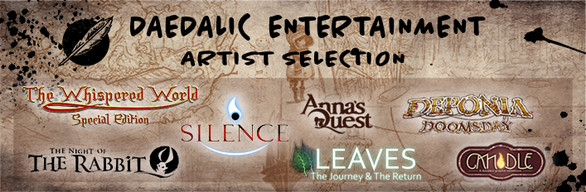 Daedalic Artist Selection Bundle