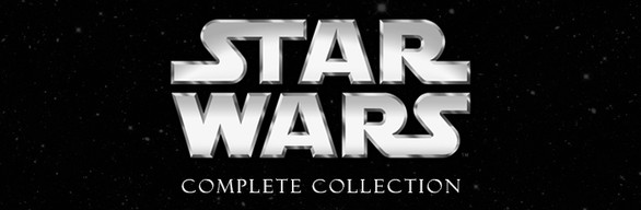 Star Wars Complete Collection