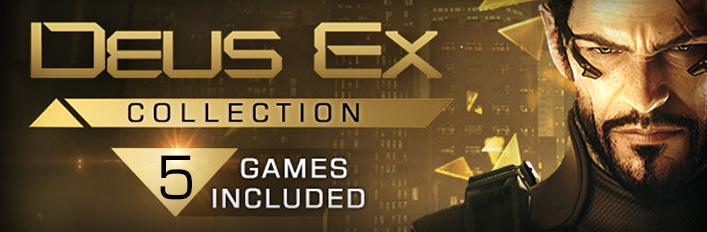 The Deus Ex Collection (2017)